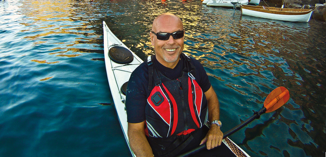 Grant Thompson Tofino Expeditions Founder and Owner