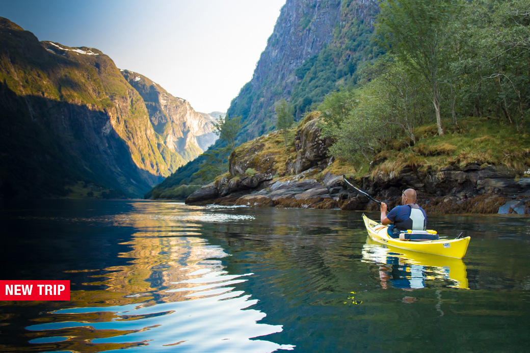 Norway Kayaking Tours