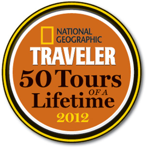 National Geographic Tours of a Lifetime 2012