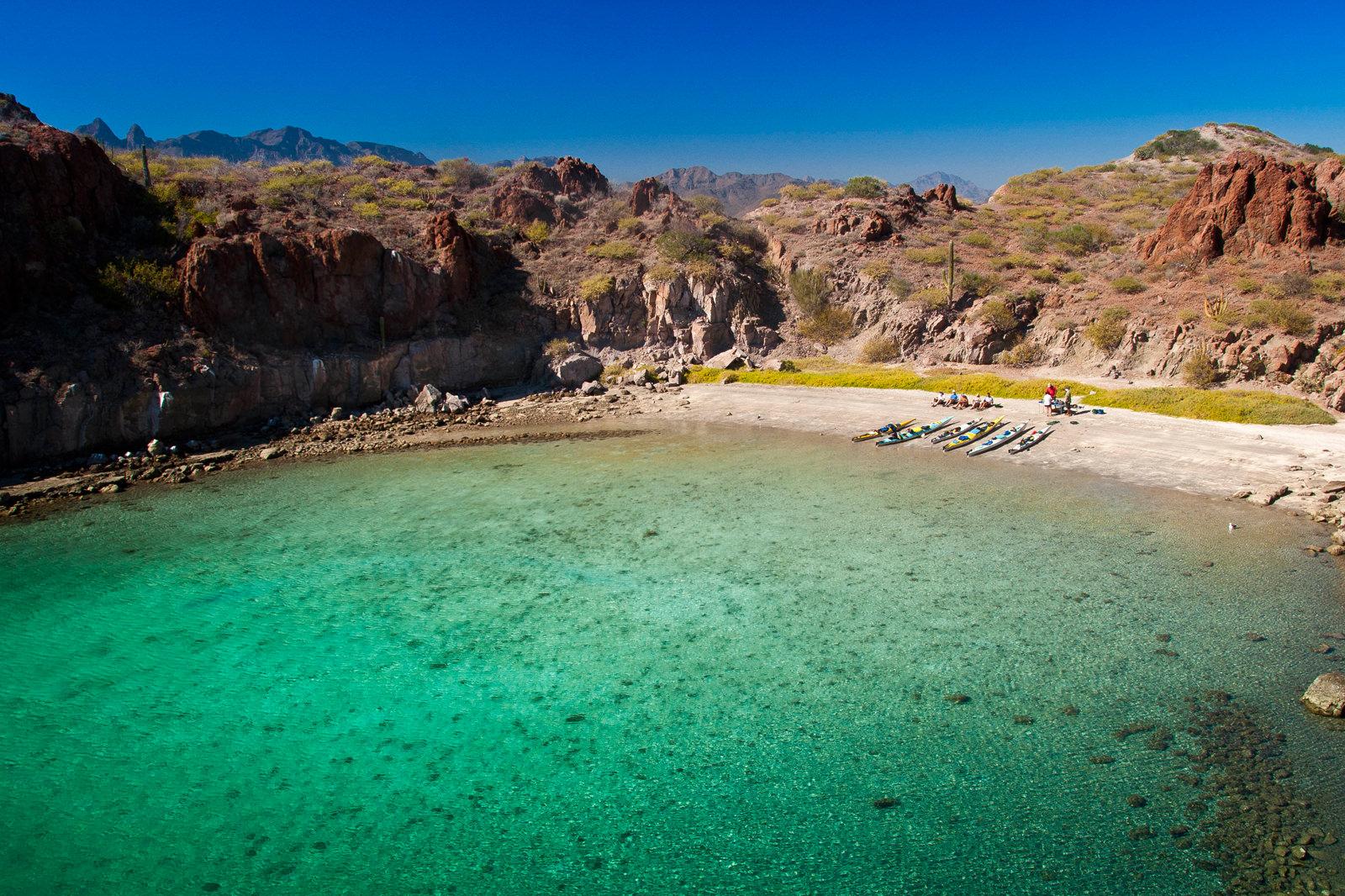 Cabo Kayaking Tours