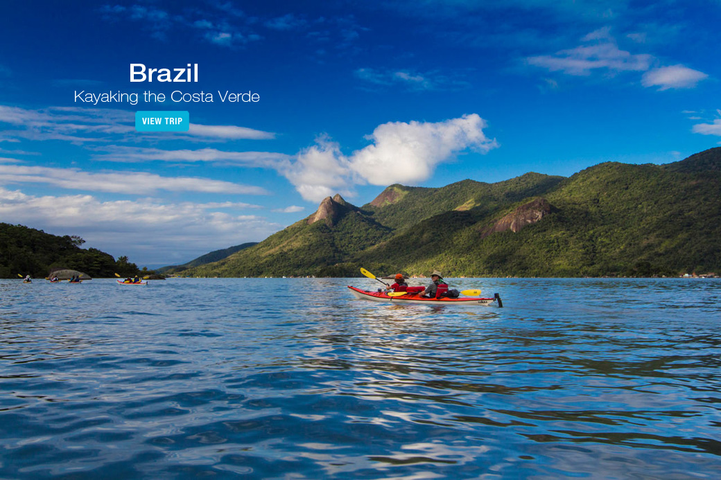 Brazil Kayaking Trip - Costa Verde