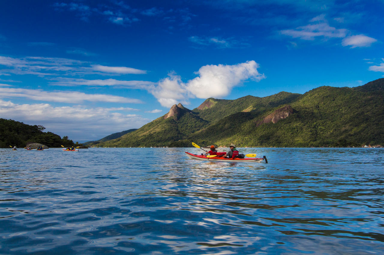 Brazil Sea Kayaking – The Costa Verde