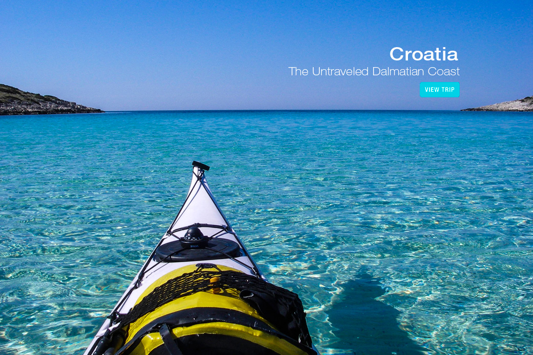 Croatia Kayaking Tour