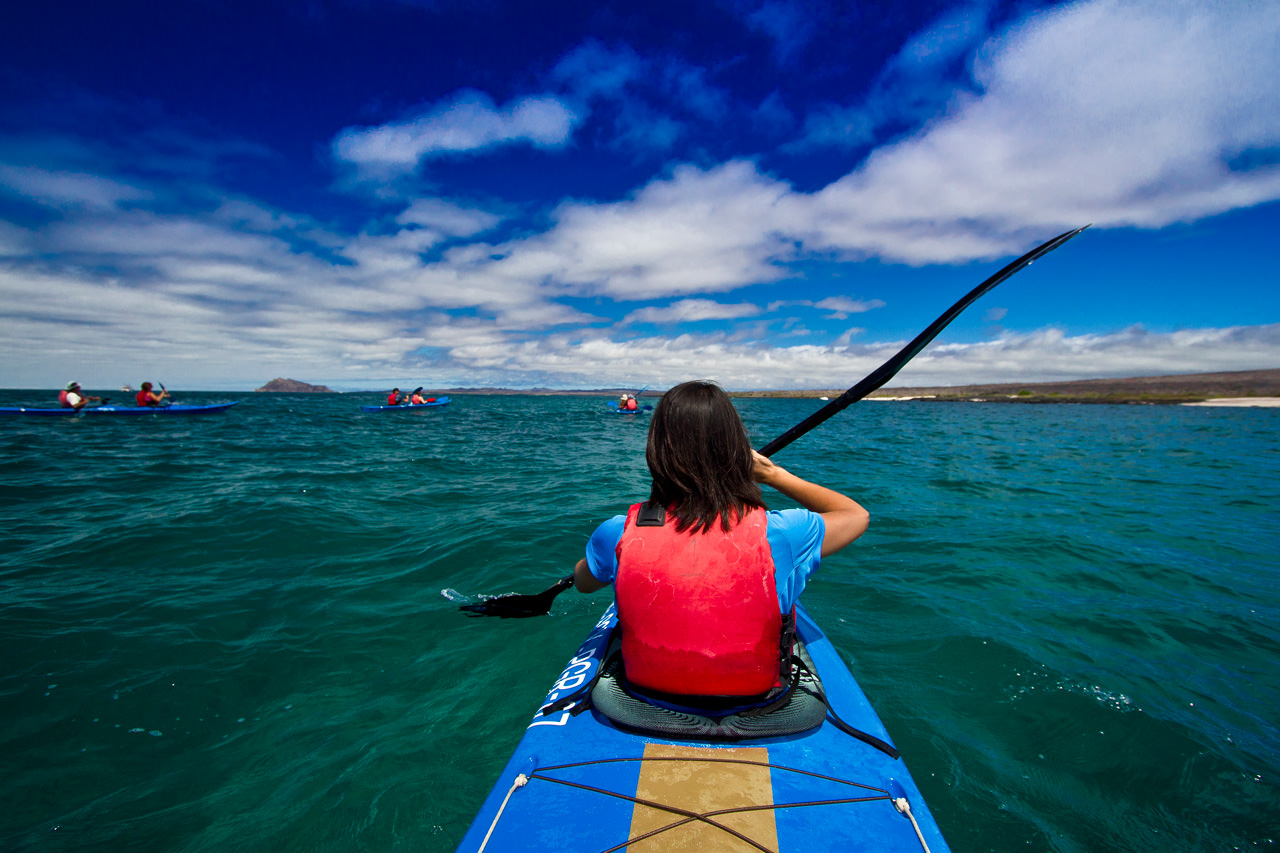 Galapagos – Kayaking Adventure