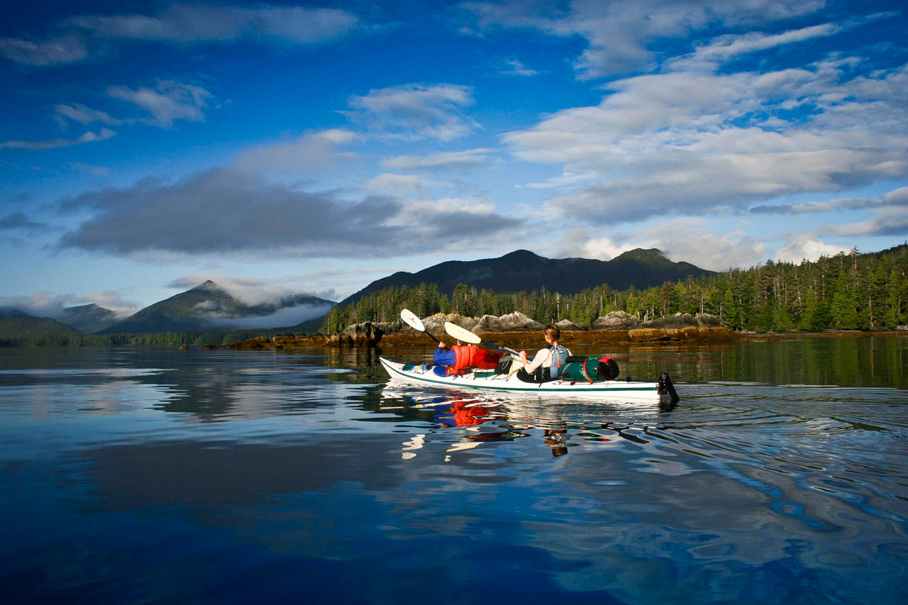 Haida Gwaii Kayaking Tours