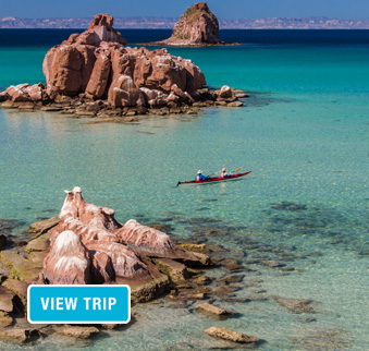 Baja Kayaking Tours