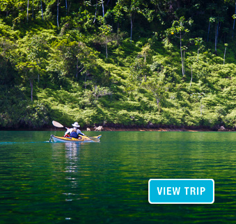 Brazil Kayaking Tours