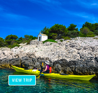 Croatia Kayaking Tours