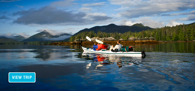 Canada - Haida Gwaii Kayaking Tours