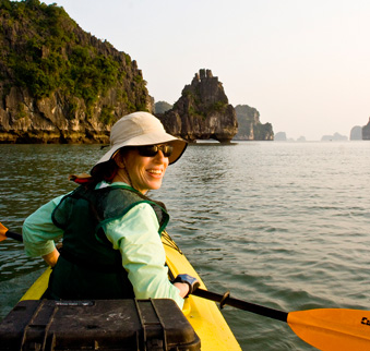 Vietnam Kayaking Tours