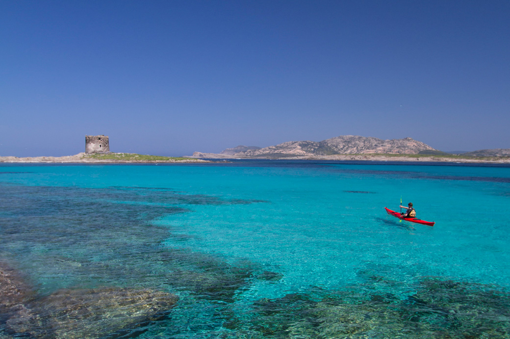 Sardinia Kayaking Europe