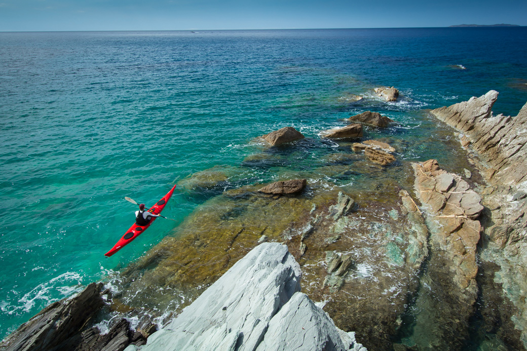Sea Kayaking Monte Argentario Tuscany Tour