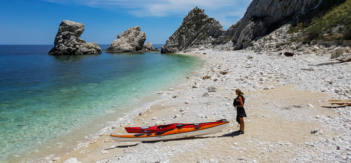 Italy – Due Mari the Two Seas - Kayaking Tuscany, Umbria and Marche