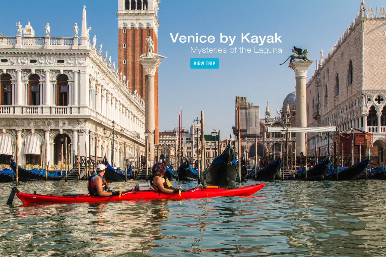 Venice Kayaking Tour