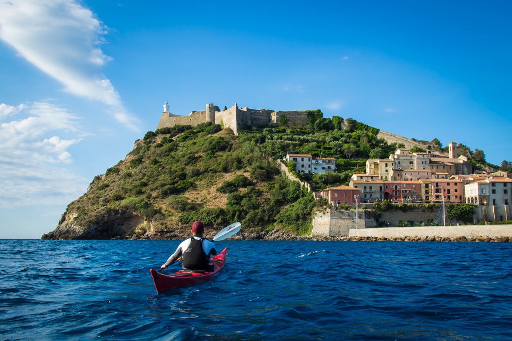 Kayaking Tuscany Umbria and Marche Two Seas Tour