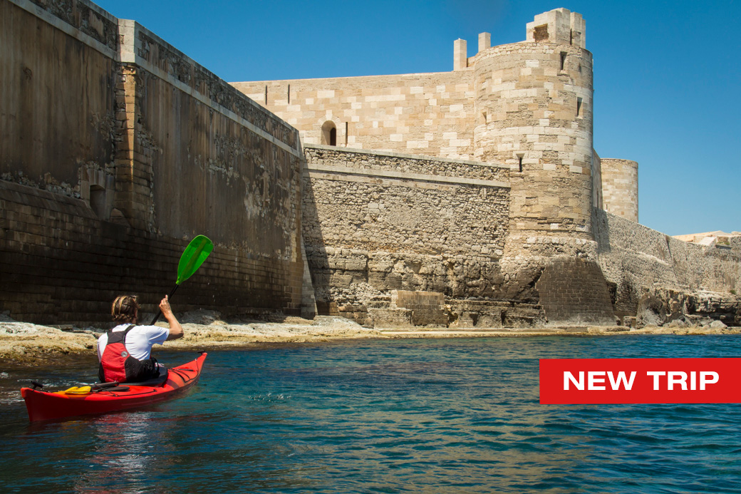 Sicily Kayaking Tours